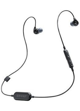 Shure Shure SE215-CL w/ Bluetooth Wireless