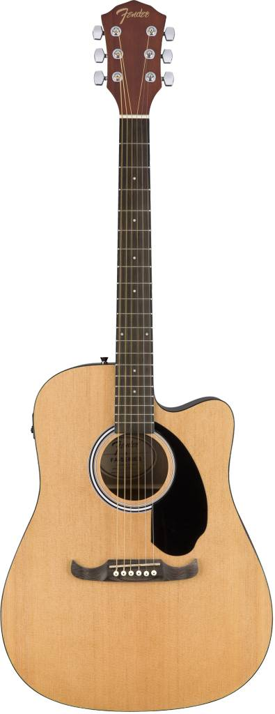 Fender Fender FA-125CE Dreadnought Acoustic/Electric, Natural