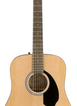 Fender Fender FA-125 Dreadnought with Bag, Natural