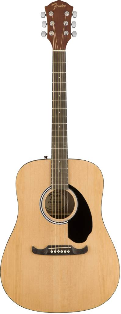 Fender Fender FA-125 Dreadnought w/Bag, Natural