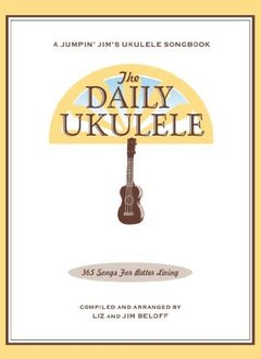 Hal Leonard The Daily Ukulele Songbook