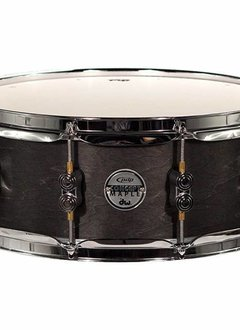 PDP PDP By DW Black Wax Maple Snare Drum 5.5x14