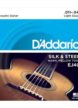 D'Addario D'Addario Silk & Steels
