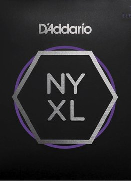 D'Addario D'Addario NYXL Electric Guitar Strings, 11-49