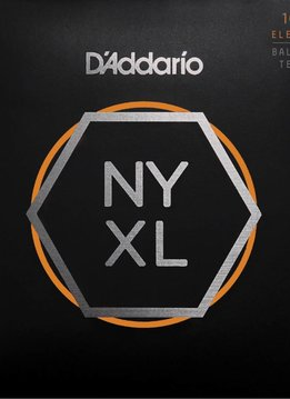 D'Addario D'Addario NYXL Electric Guitar Strings, 10-46