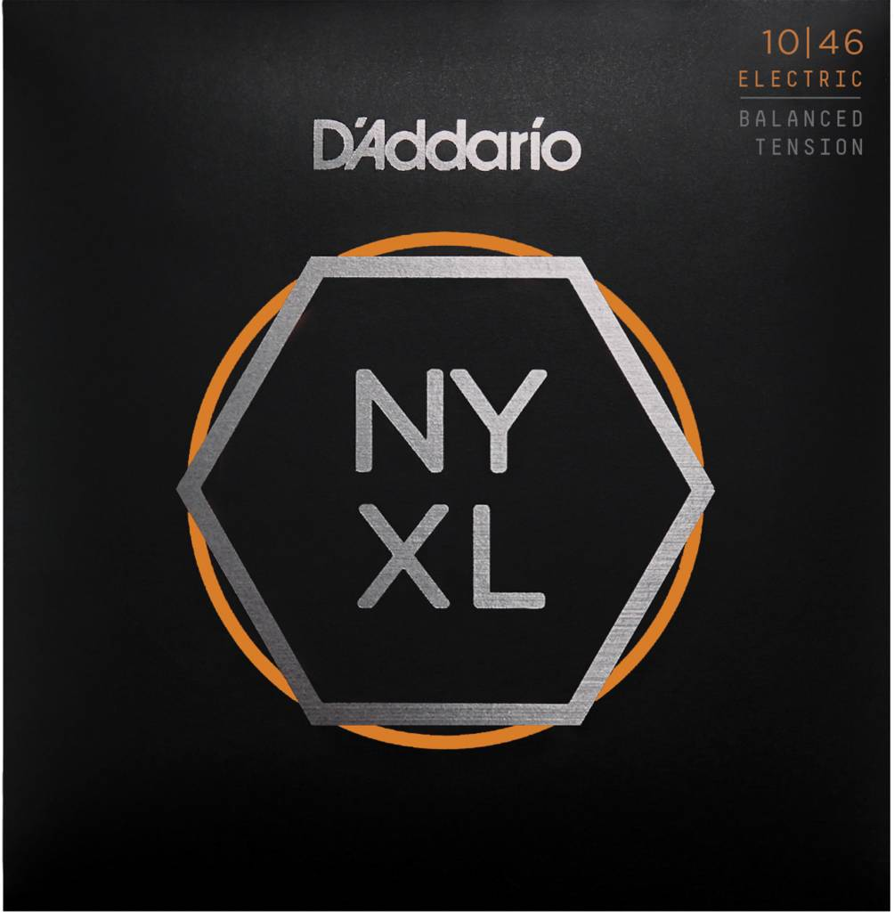 D'Addario D'Addario NYXL Electric Gtr Strings, 10-46