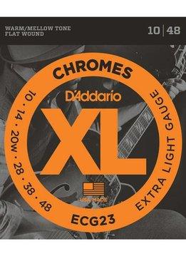 D'Addario D'Addario Chromes Extra Light Guage
