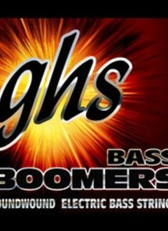 GHS GHS Bass Boomers Long Scale Medium