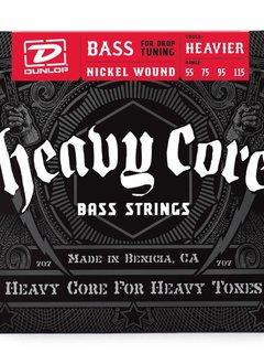 Dunlop Dunlop Heavy Core Heavier Bass Strings