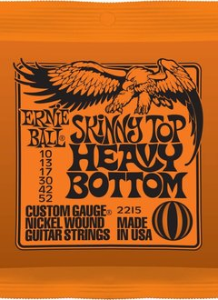 Ernie Ball Ernie Ball Skinny Top Heavy Bottoms
