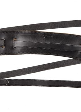 Fender Fender® Super Deluxe Vintage-style Strap, Black
