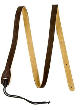 Fender Fender Mandolin Strap, Brown Suede