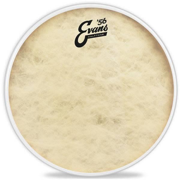 """Evans Evans 22"""" Calftone Bass Batter Head"""