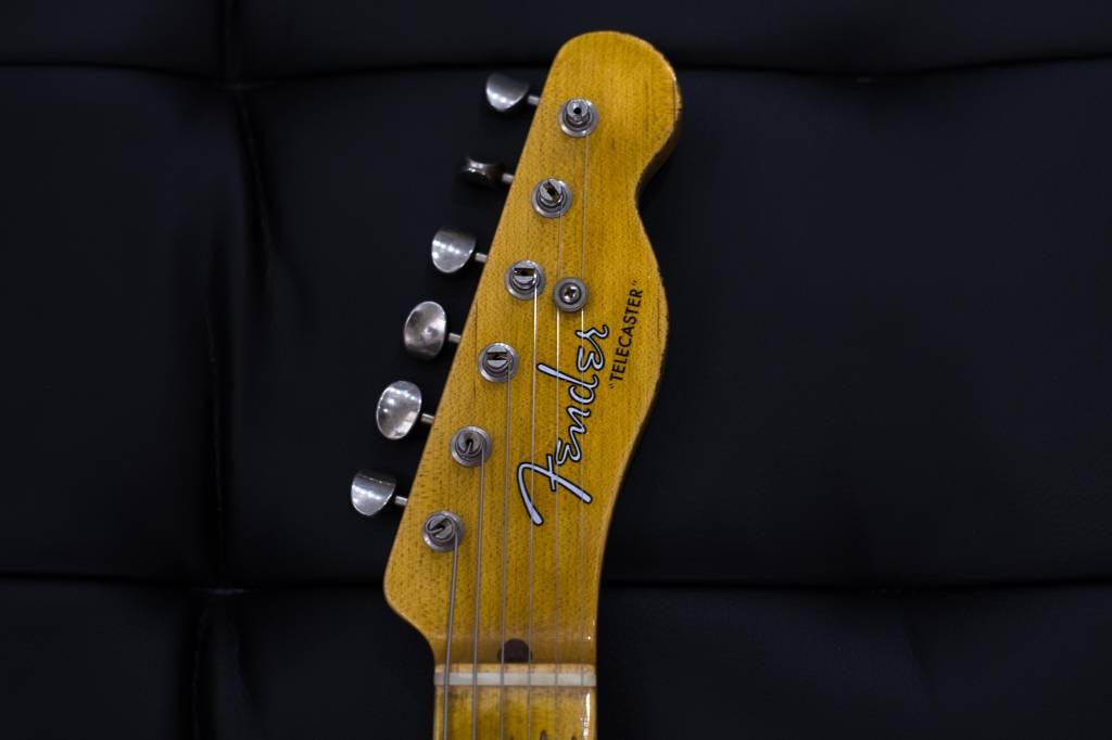 Fender Fender 1953 Heavy Relic® Telecaster®, Maple Fingerboard, Butterscotch