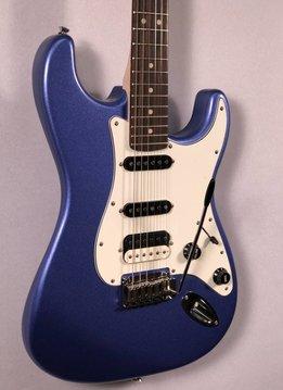 Fender Fender Contemporary Stratocaster® HSS, Rosewood Fingerboard, Ocean Blue