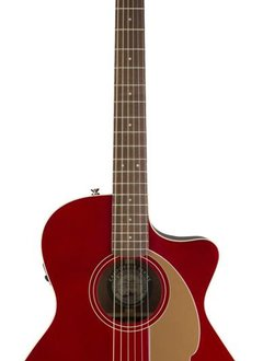 Fender Fender Newporter Player, Candy Apple Red