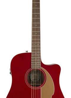 Fender Fender Redondo Player, Candy Apple Red