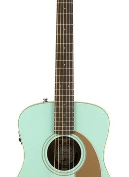 Fender Fender Malibu Player,  Aqua Splash