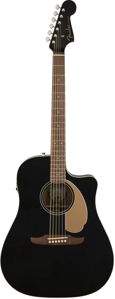Fender Fender Redondo Player, Jetty Black