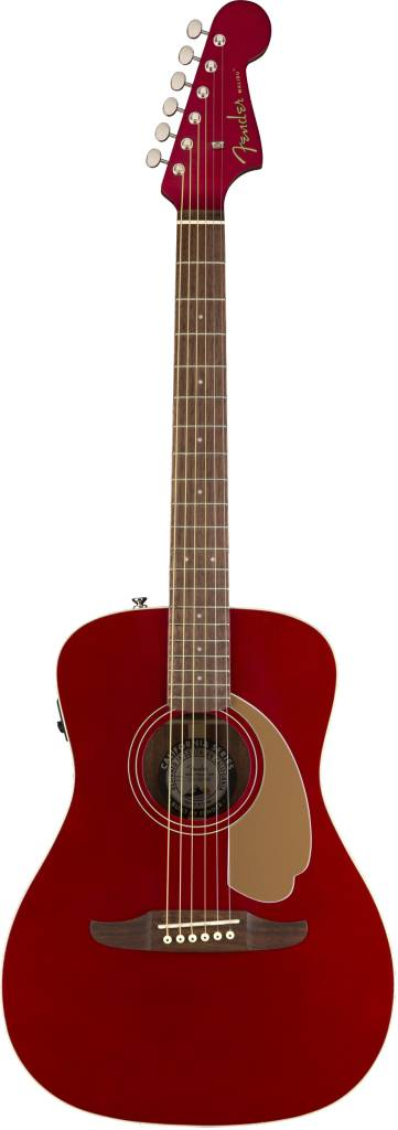 Fender Fender Malibu Player, Candy Apple Red