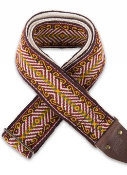 Fuzz Original Fuzz Peruvian Guitar Strap in Cusco