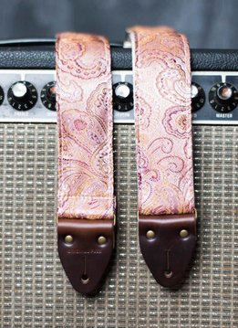 Fuzz Original Fuzz Nashville Series Guitar Strap in Edith