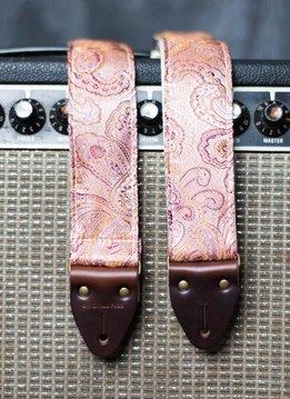 Fuzz Original Fuzz Nashville Series Guitar Strap in Edith