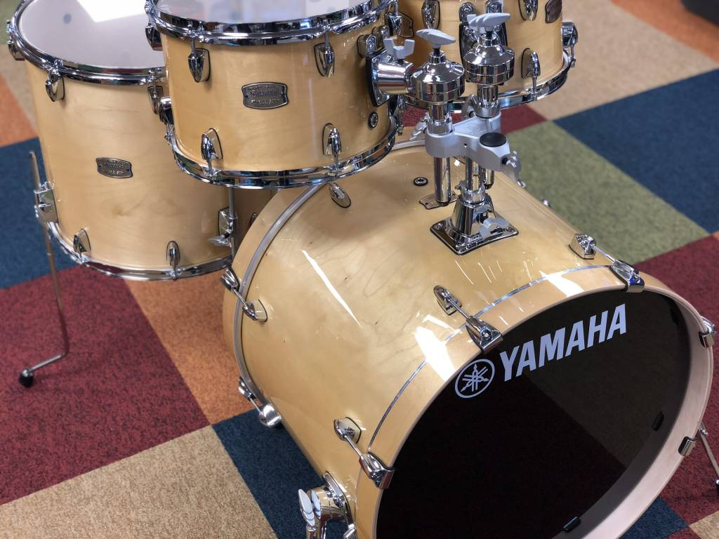 Yamaha Yamaha Stage Custom Birch 5 Piece Shell Pack - Natural