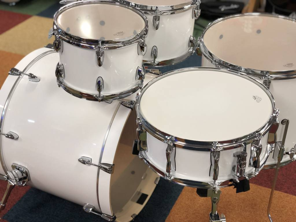 Yamaha Yamaha Stage Custom Birch Drumset - Pure White