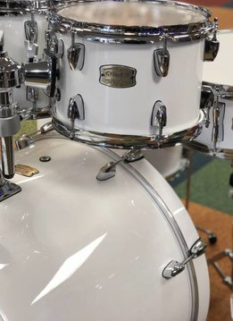 Yamaha Yamaha Stage Custom Birch Drumset - Pure White