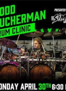Todd Sucherman Drum Clinic - General Admission