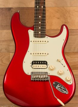Fender Fender American Professional Stratocaster HSS Shawbucker, RW, Candy Apple Red