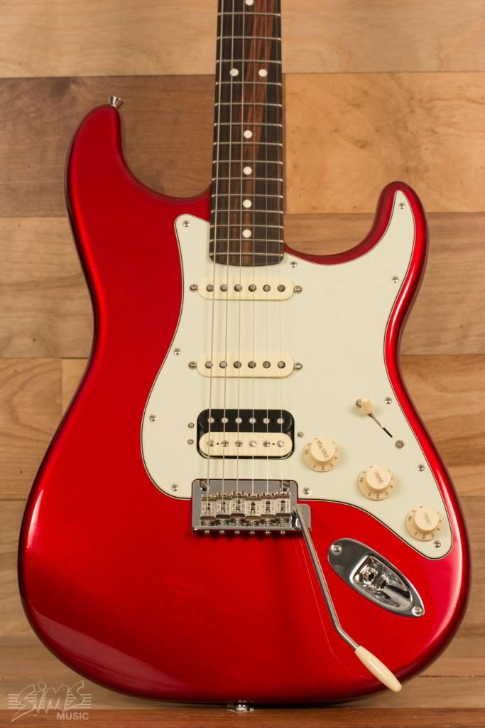 Fender Fender American Professional Stratocaster HSS Shawbucker, RW, Candy Apple Red