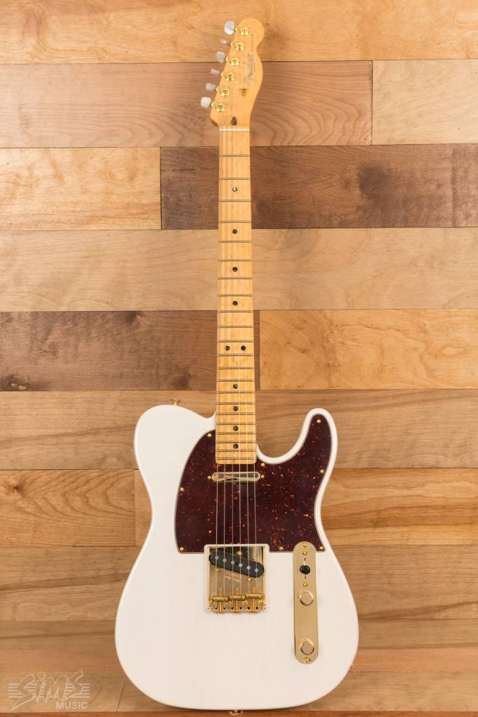 Fender Fender 2016 Limited Edition Select Light Ash Telecaster®