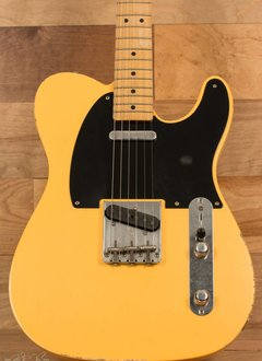 Fender Fender Road Worn® '50s Telecaster®,  Maple Fingerboard,  Blonde