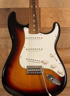 Fender Fender Standard Stratocaster®, Rosewood Fingerboard, Brown Sunburst