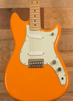 Fender Fender Duo-Sonic, Capri Orange