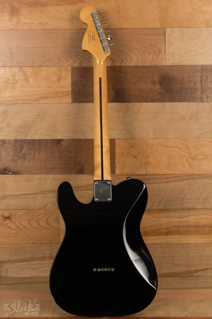 Squier Squier Vintage Modified Telecaster® Deluxe, Maple Fingerboard, Black