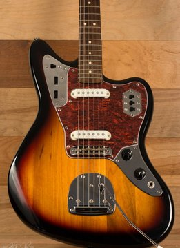 Squier Squier Vintage Modified Jaguar®, Rosewood Fingerboard, 3-Color Sunburst