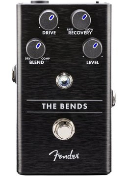 Fender Fender The Bends Compressor Pedal