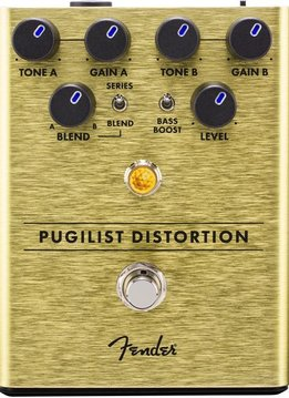 Fender Fender Pugilist Distortion Pedal