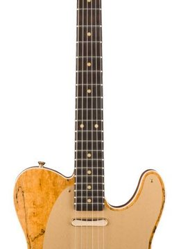 Fender Fender Artisan Telecaster® - Roasted Alder with Spalted Maple Top