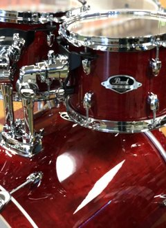 Pearl Pearl EXP Export Lacquer 5pc with Hardware, Natural Cherry