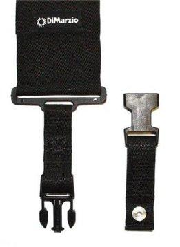 DiMarzio ClipLock Strap, Black