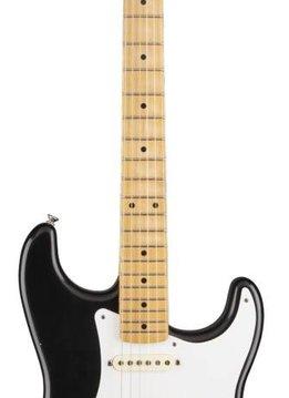 Fender Fender Road Worn® '50s Stratocaster®, Maple Fingerboard, Black