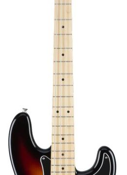 Fender Fender Deluxe Active P Bass® Special, Maple Fingerboard, 3 Color Sunburst