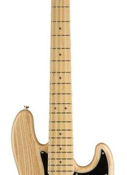 Fender Fender American Pro Jazz Bass® V, Ash, Maple Fingerboard, Natural