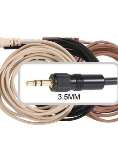 Galaxy Audio Sennheiser Lav Cable