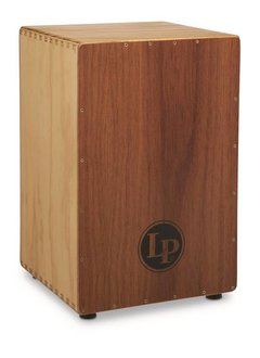 LP LP LP8800MT LTD Peruvian Multi-Tone Cajon with Bag