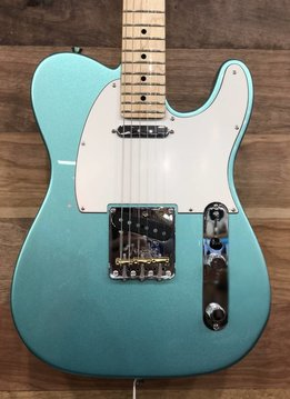 Fender Fender American Pro Telecaster®, Maple Fingerboard, Mystic Seafoam